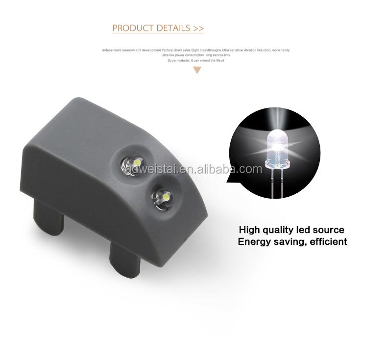 Cheaper Led Smart Light Vibration Sensor Hinge Light For Gift ...
