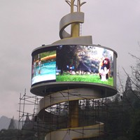 Giant Outdoor LED Display P16 Custom Built to Your Specifications