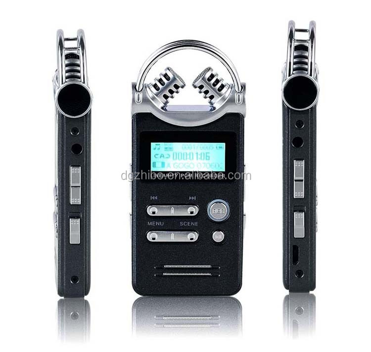 Pcm 8gb Hidden Recording Devices Dictation Voice Recorder With Professional  Audio Dsp Chip - Buy Hidden Recording Devices,Dictation Recorder,8gb