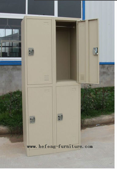 Luoyang 4 Compartment Steel Locker