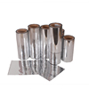 Aluminum Coated Mylar Metallized Polyester Film for Packaging