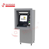 OEM Wall Through Kiosk with Cash Recycler for Bank