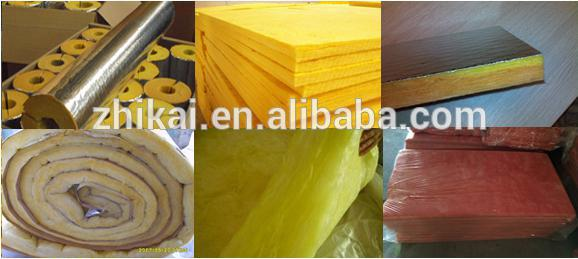 High temperature fiberglass insulation vinyl faced for High density fiberglass batt insulation