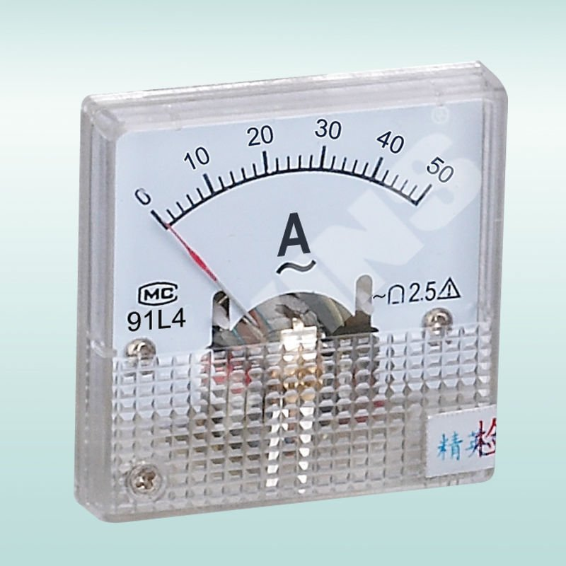 Jy670-a Ac/dc Panel Ampere Meter