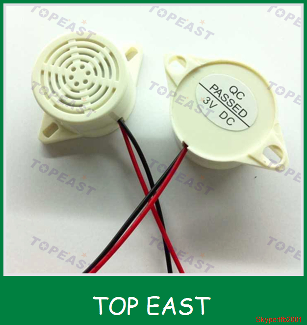High quality Electronic buzzer for Rat repellent 26*15PIEZO BUZZER 12V 400HZ Wholesale cheaper price