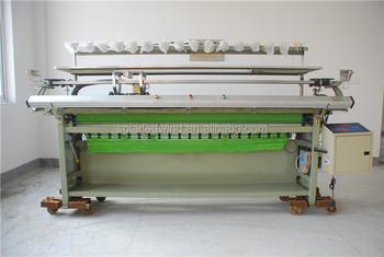 Cheap Semi-auto Flat Knitting Machine