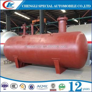 6000 gallons 7000 gallons 8000 gallons LPG burial tank Underground LPG tank