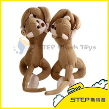 Professional Design Excellent quality Monkey Stuffed Plush Toy for lovers