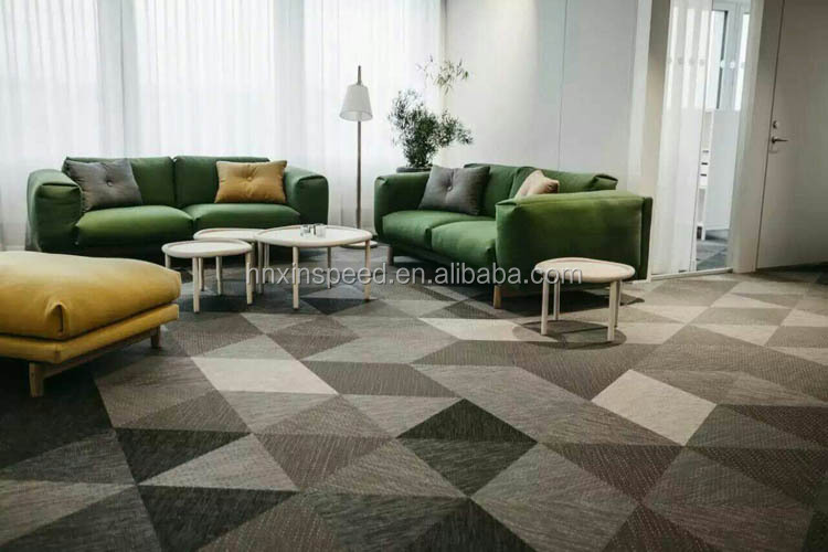 Coperta antiscivolo pavimenti in vinile tessuto texture di plastica