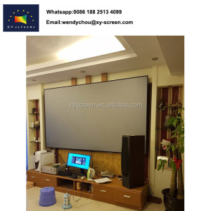 3D Commercial cinema screen,black screen projection,daylight screens