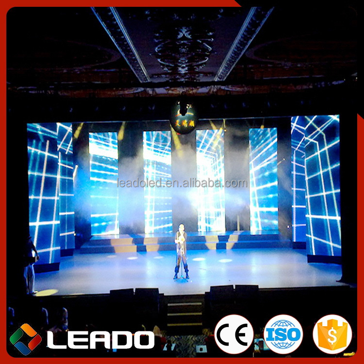 All Kinds Of First Choice rental led video wall stage curtain