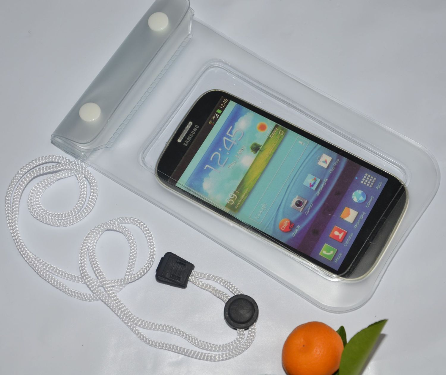 ipx7 waterproof case dry bag for iphone mobile phone and <strong>ipad</strong>