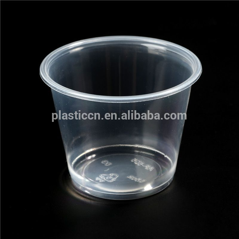 Disposable plastic containers small plastic containers for Small plastic cups