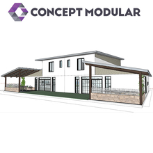 Professional design good prices house plans kit houses for sale