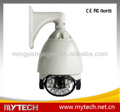 CCD dome camera installation IR Vandal-proof Dome Camera