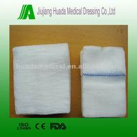 Disposable Medical Gauze Sponge With/out X-ray