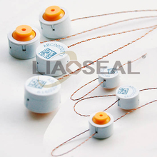 PS-013 barcode Round meter Seal