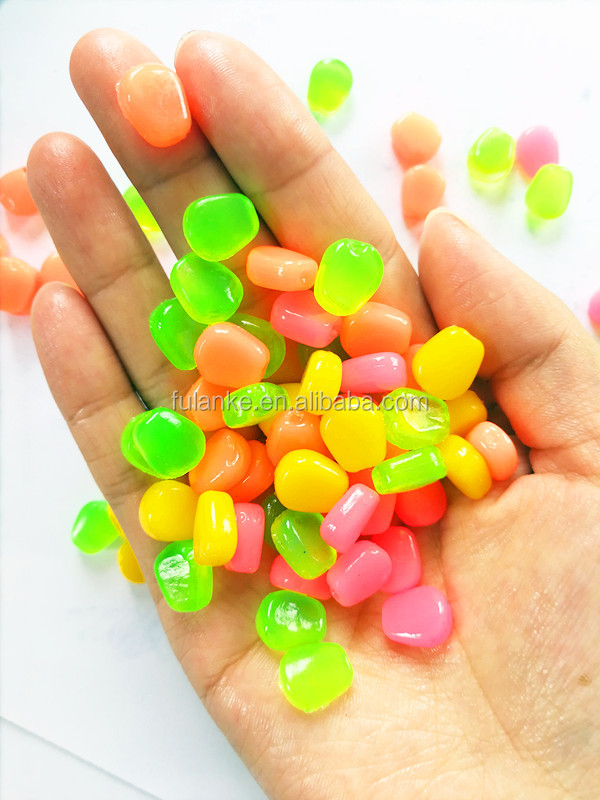 Floating! Artifical soft plastic corn <strong>fishing</strong> lures 30pcs\bag