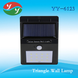 12 Led Solar Lamp Parts LED Outdoor Decoration Light