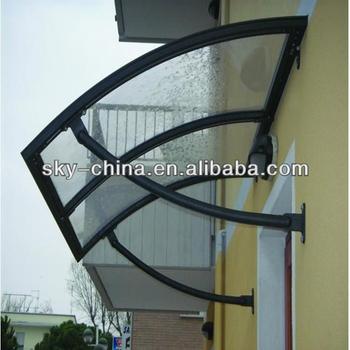 Diy Clear Waterproof Fiberglass Door Canopy Buy Fiberglass