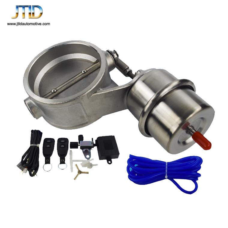 """Stainless Steel 2/"""" 51mm Exhaust Control Valve Set boost Actuator CLOSED Style"""