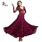 Elegant Dress For Ballroom Dancing Gowns Womens Dance Ballroom Sale