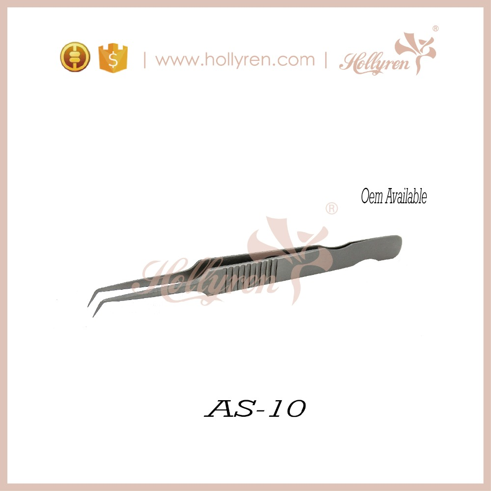 Hot Sale 3D 6D Volume Eyelash Extension VETUS AS-10 Tweezers