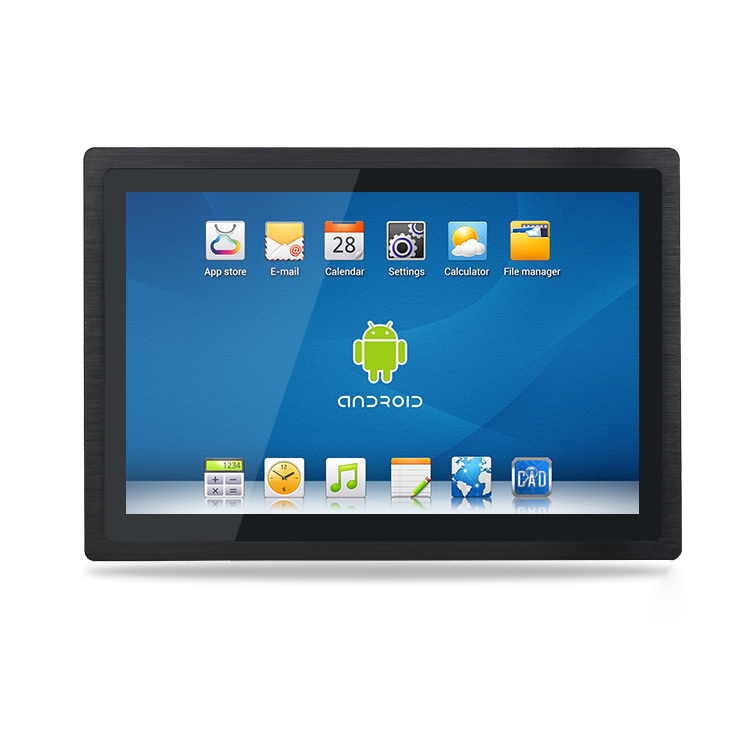 IP65 Waterproof 10.1 inch Android Tablet Industrial All In One Touch Screen Panel PC