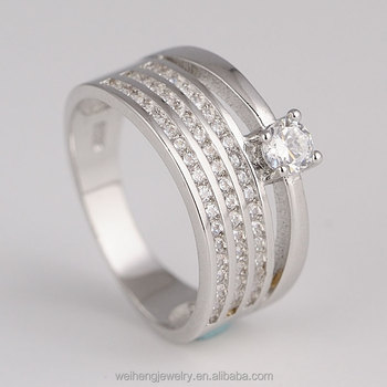 925 Sterling Silver Jewellery Indian Engagement Rings Engraved Names