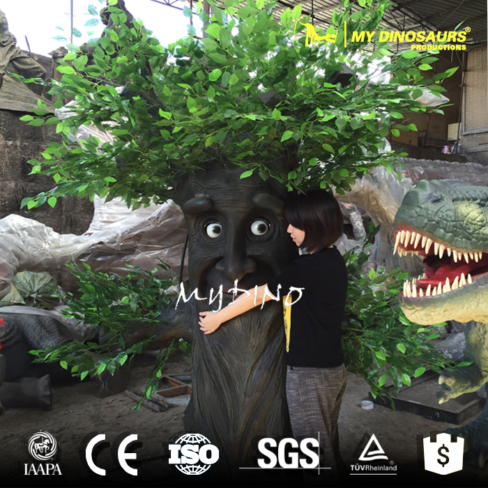 My Dino-AP037 Outdoor Decoration Simulation Artificial Talking Trees
