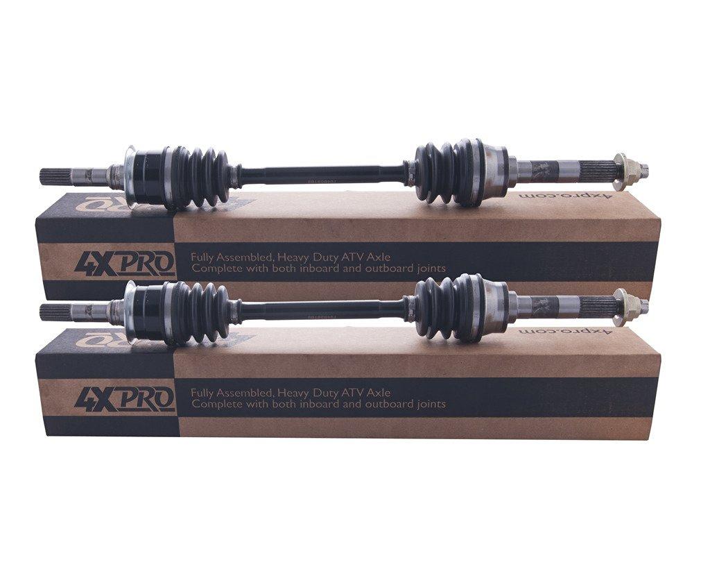 Kawasaki Mule 2510 / 3010 / 4010 front cv axles set