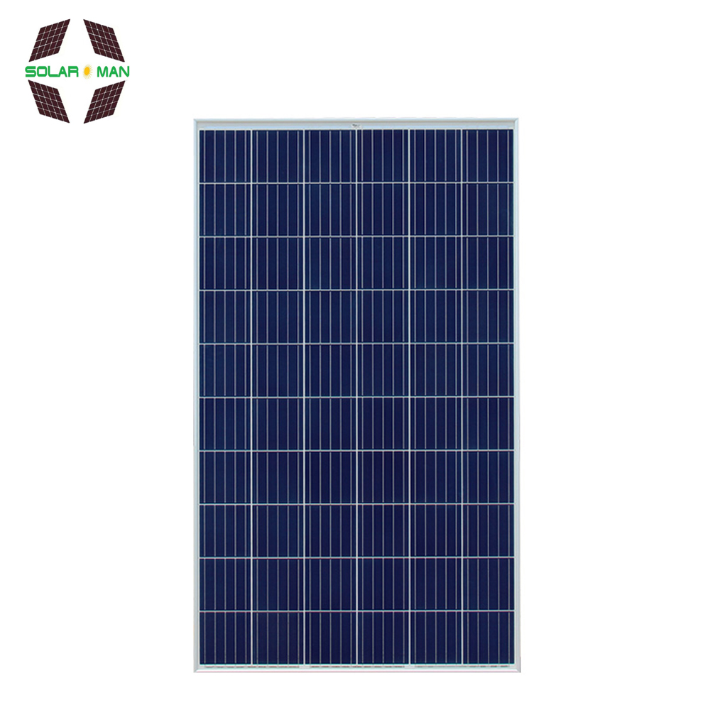 Solarman sun power <strong>poly</strong> solar panel 12V 250w 260 wp 270 watt 280w <strong>poly</strong> best quality