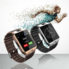 Wearable Smartwatch Devices DZ09 Smart Wrist Watch Digital TF Card Bluetooth Smartphone Watch DZ09