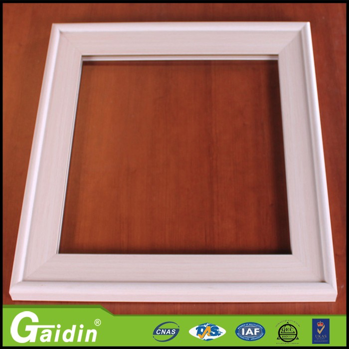 Rain Glass Kitchen Cabinet Doors: Aluminum Profile Anodized Chorming Pvc Coating Clear Glass