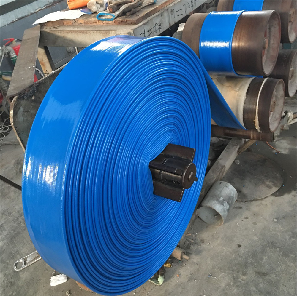 Flat Drain Pipe layflat Hose/agricultural Hose Pipe/canvas Hose ...
