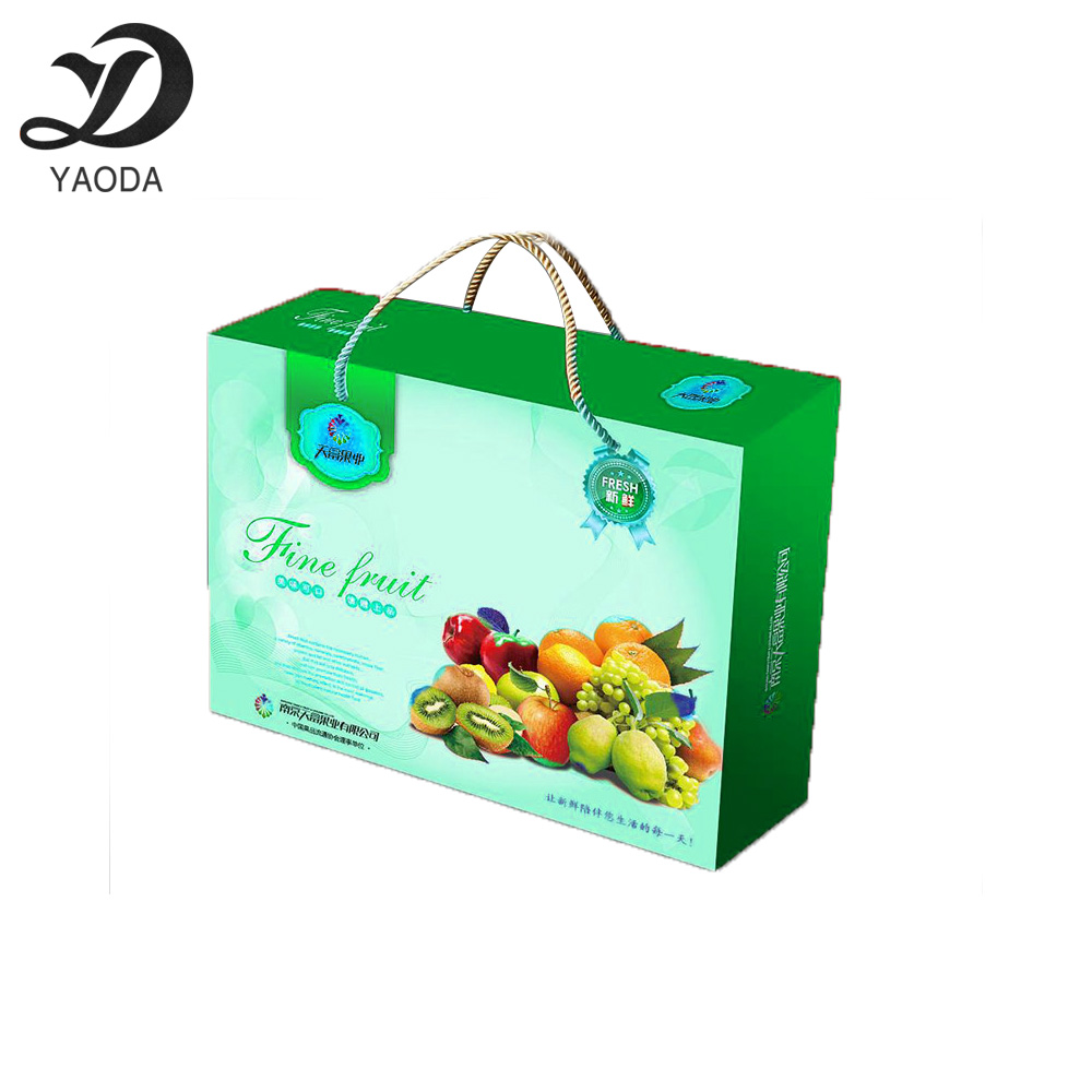 2017 Colored Printing Dried Fruit pvc board fruits carton