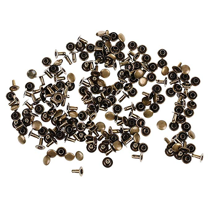 High quality durable using various tubular copper cap rivets, jean rivets for handbags