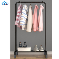 Hot Sale 2018 Newest Garment Rack Drying Rack For Baby Clothes Coat And Hat Rack For Kid