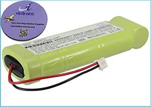 vintrons Replacement Battery For BROTHER P-Touch 340, P-Touch 2400, P-Touch 340C