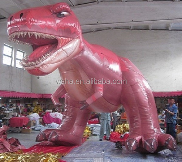 Newest PARADE inflatable/Giant inflatable dinosaur 5m tall /inflatable Monster