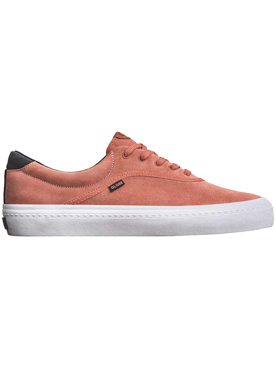 f36a4465a7 Get Quotations · Globe Sprout Mens Skate Shoes in Guava Orange