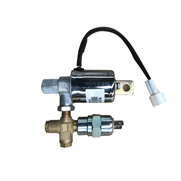 Factory direct electronic components horn solenoid valve for sinotruk