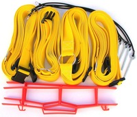2In Adjustable 8 m Sand Court Line Volleyball Boundary Webbing Beach Volleyball Court Line