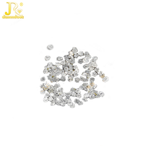 HTHP High quality manufacturer uncut Big size synthetic diamond powder price per carat