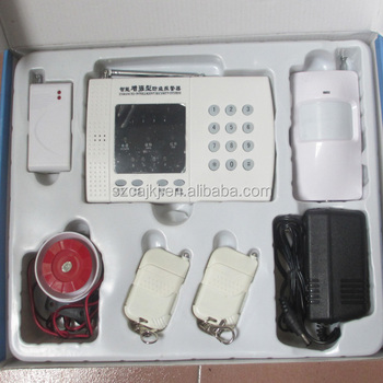 Simple Set Up GSM Wireless Alarm Receiving Center For Home Security