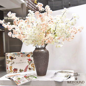 Wf413 wholesale artificial flower hanging cherry blossom for wedding wf413 wholesale artificial flower hanging cherry blossom for wedding mightylinksfo