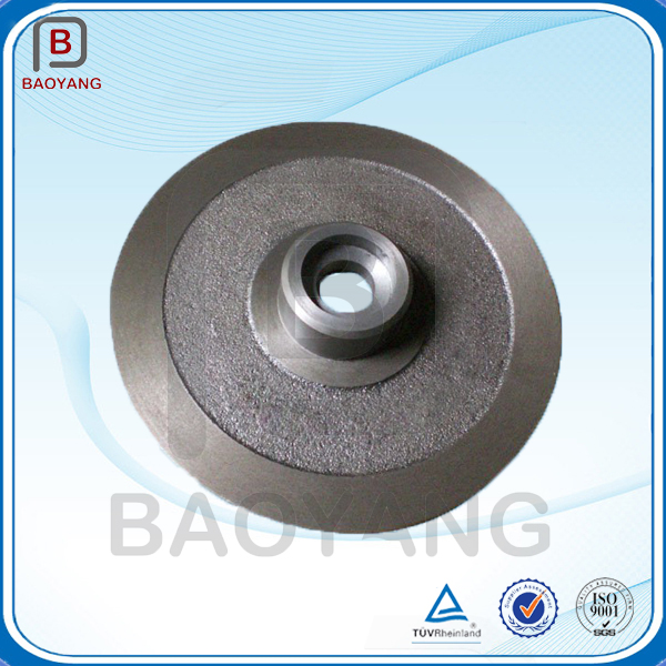 China ISO cast iron casted hydraulic pump part