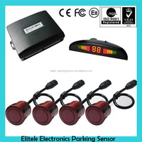 ultrasonic run freely car parking sensor system ED09-4-MF0