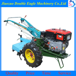 Multifunction mini potato harvester with walking tractor/Orchard tillage soil machine for sale