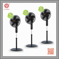 stand fan with big panel.400 mm.quiet floor fan manufacturer